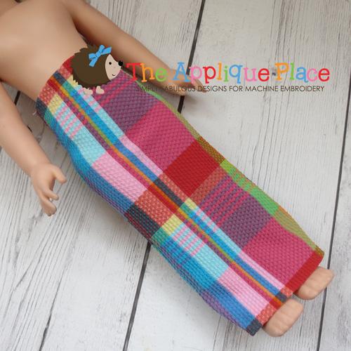 Doll Clothing - 14 Inch Doll Maxi Skirt