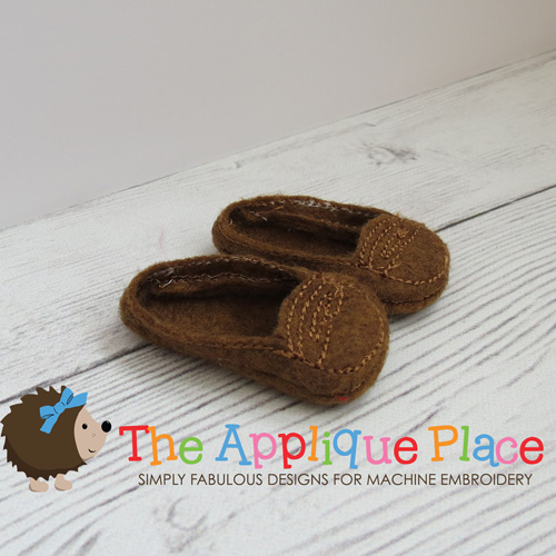 Doll Clothing - 14 Inch Doll Loafers