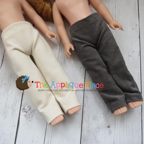 Doll Clothing - 14 Inch Doll Slacks
