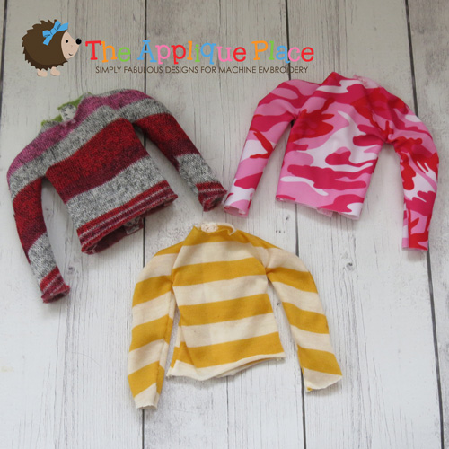 Doll Clothing - 14 Inch Doll Sweater