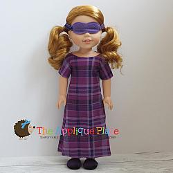 -14 Inch Doll Clothing Set - Wardrobe Basics