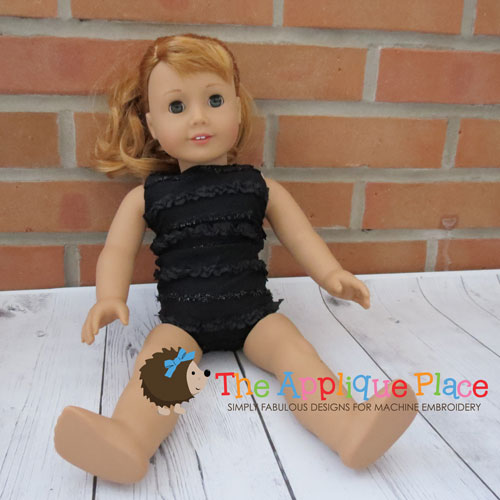 Doll Clothing - 18 Inch Doll Leotard and Swimsuit
