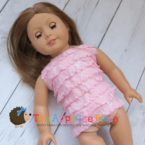 Doll Clothing - 18 Inch Doll Tank