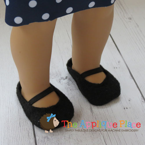 Doll Clothing - 18 Inch Doll Shoes
