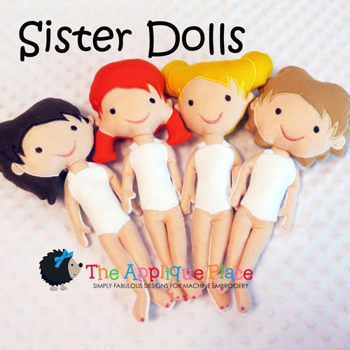 Sister Dolls