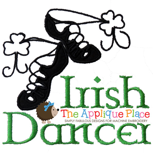 Irish Dancer Shoes