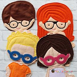 Dress up Doll - Glasses add-on
