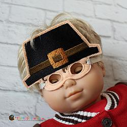 Doll Mask - Pilgrim Boy