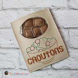 Pretend Play - ITH - Salad Croutons