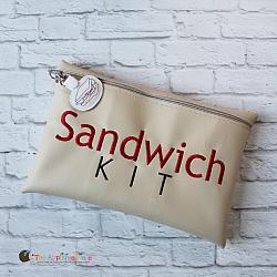 ITH - Sandwich Bag and Bag Tag