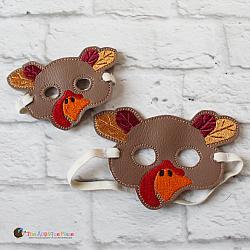 Elf Clothing - Doll Mask - Turkey