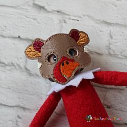 Doll Mask - Turkey