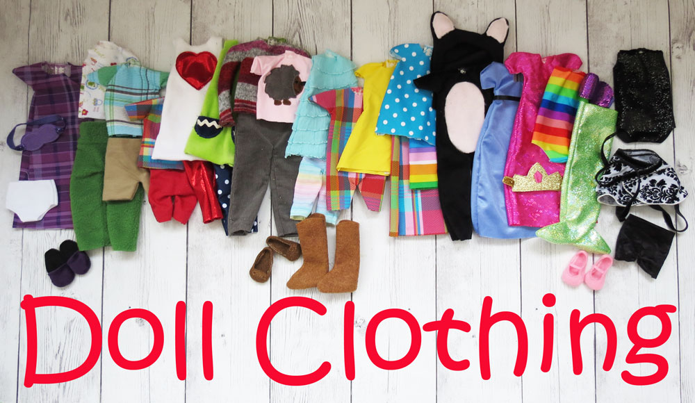 ITH Doll Clothing