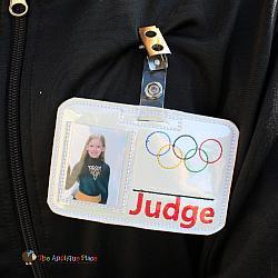 Pretend Play - ITH - Judge Badge ID Tag
