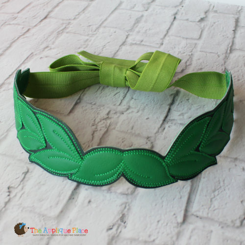 Pretend Play - ITH - Olive Wreath Crown