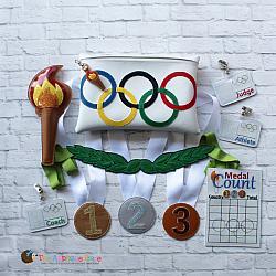 Pretend Play - ITH - Olympics Set