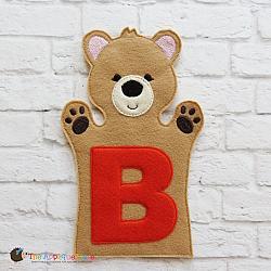 Puppet - B for Bear