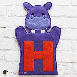 Puppet - H for Hippo