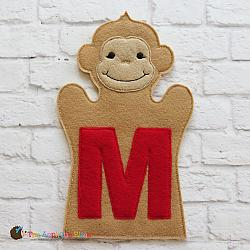 Puppet - M for Monkey