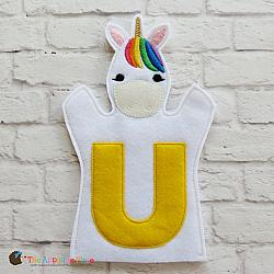 Puppet - U for Unicorn