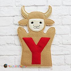 Puppet - Y for Yak
