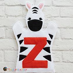 Puppet - Z for Zebra