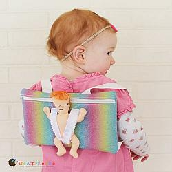 Pretend Play - ITH - Baby Carry Bag / Backpack