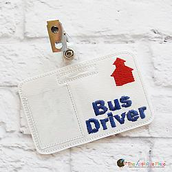Pretend Play - ITH - Bus Driver Badge