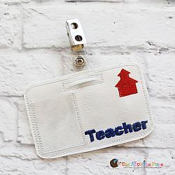 Pretend Play - ITH - Teacher Badge