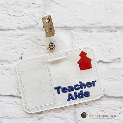 Pretend Play - ITH - Teacher Aide Badge