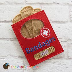 Pretend Play - ITH - Bandages and Bandage Box