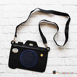 Bag - In the Hoop - Camera Bag