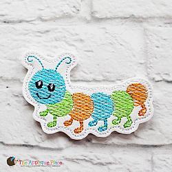 Puppet - Caterpillar (finger size only)