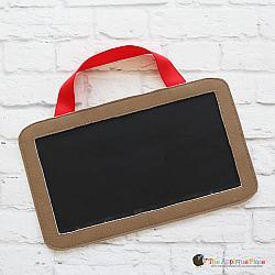 Pretend Play - ITH - Chalkboard