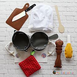 Pretend Play - ITH - Chef Set