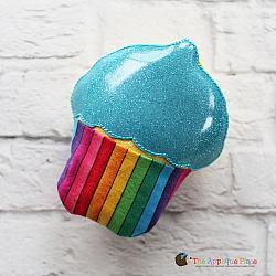 Pretend Play - ITH - Cupcake Softie