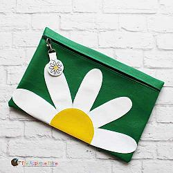 Pretend Play - ITH - Daisy Bag and Bag Tag