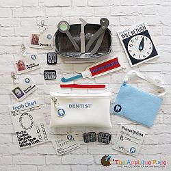 Pretend Play - ITH - Dentist Set