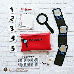 Pretend Play - ITH - Detective Set