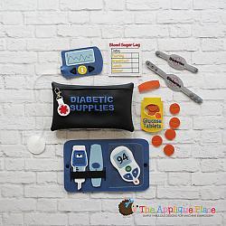 Pretend Play - ITH - Diabetes Set