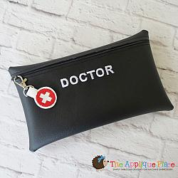 Pretend Play - ITH - Doctor Bag and Bag Tag