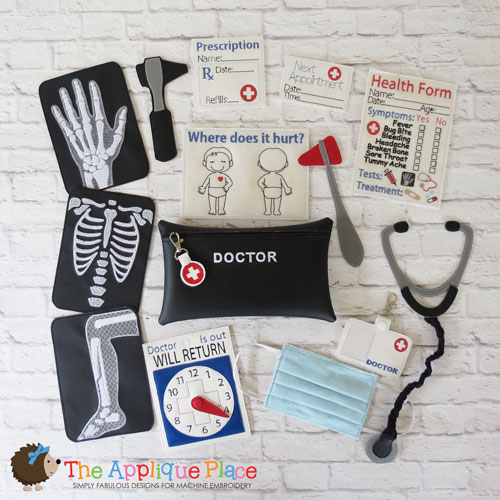 Pretend Play - ITH - Doctor Set