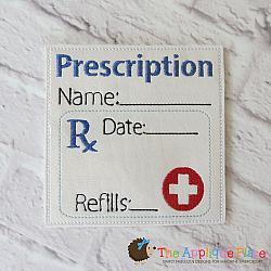 Pretend Play - ITH - Doctor Prescription