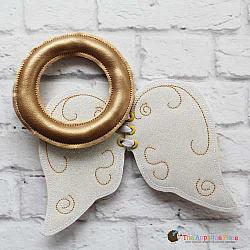 Doll Clothing - ITH - Doll Angel Costume