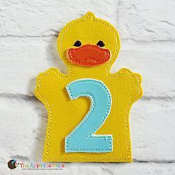 Puppet - Duck 2