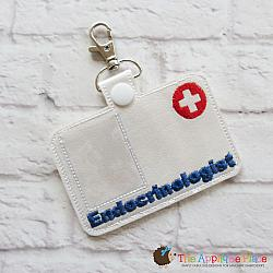 Pretend Play - ITH - Endocrinologist Badge ID Tag