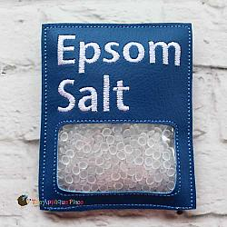 Pretend Play - ITH - Epsom Salt