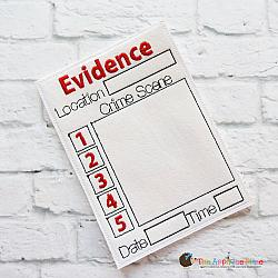 Pretend Play - ITH - Evidence Form