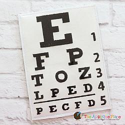 Pretend Play - ITH - Eye Chart