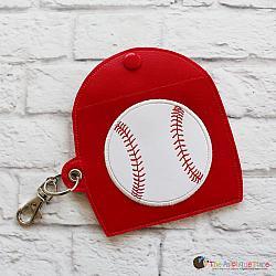 Case - Key Fob - Gum Case - Version 2 - Baseball (Eyelet)